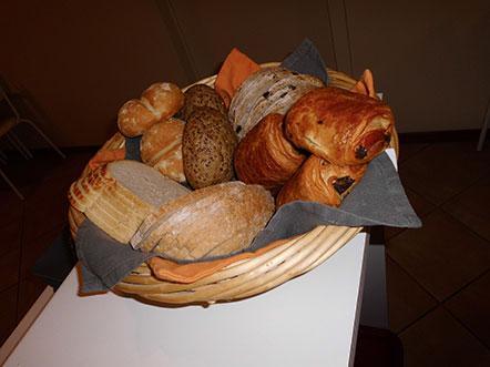 Weekendjeweg B&B Zonnebeke België Ontbijt