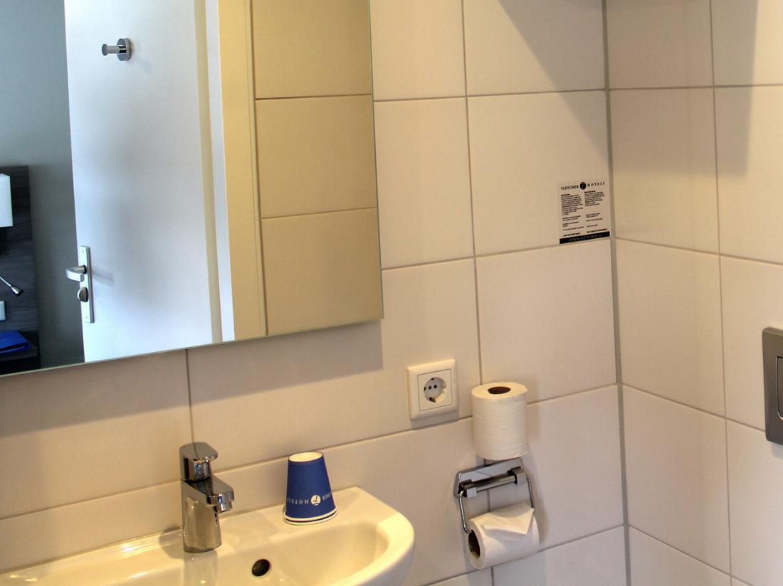 Fletcher Hotel Valkenburg Limburg Sanitair