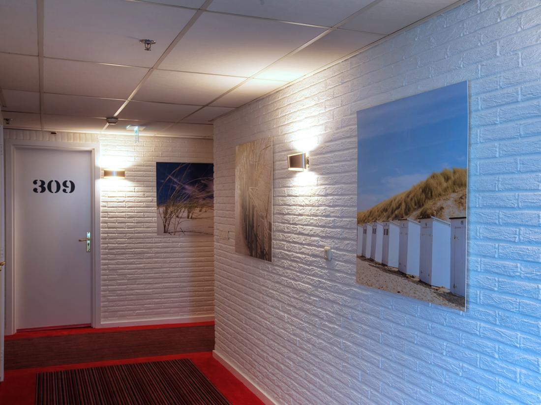 Golden Tulip Noordwijk Beach Hotelgang Weekendjeweg