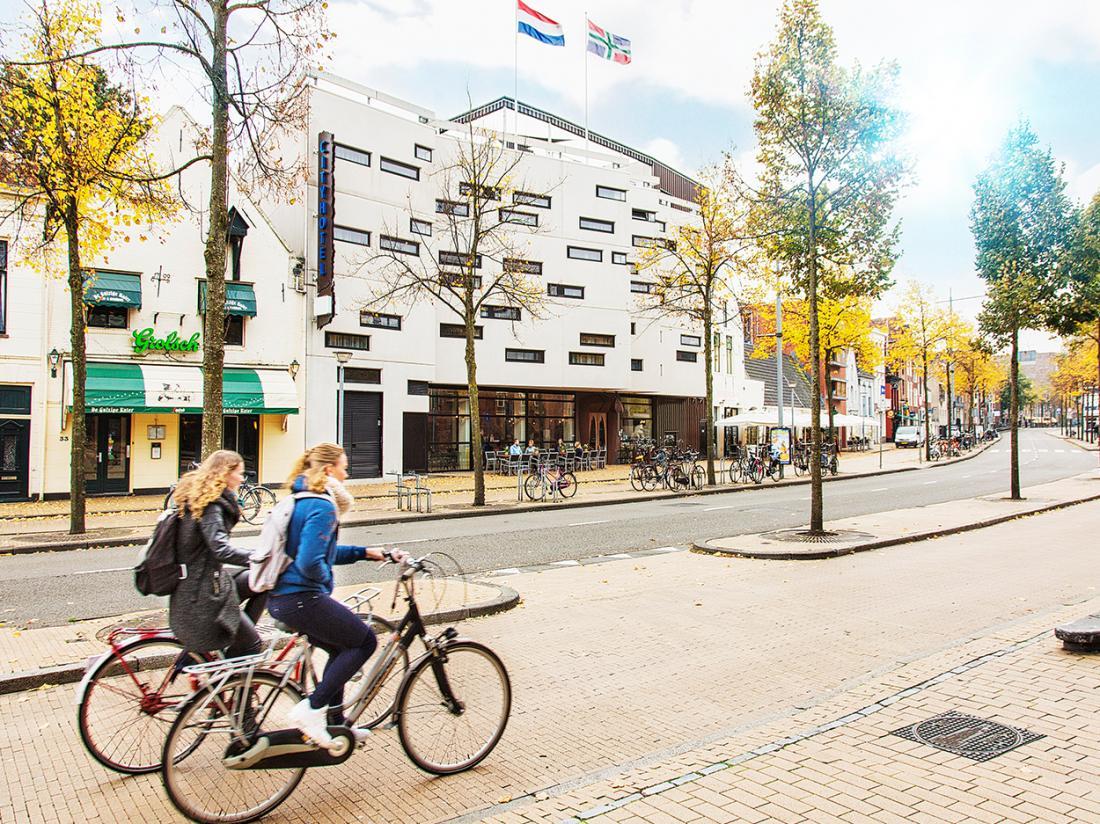 Cityhotel Groningen Buitenaanzicht