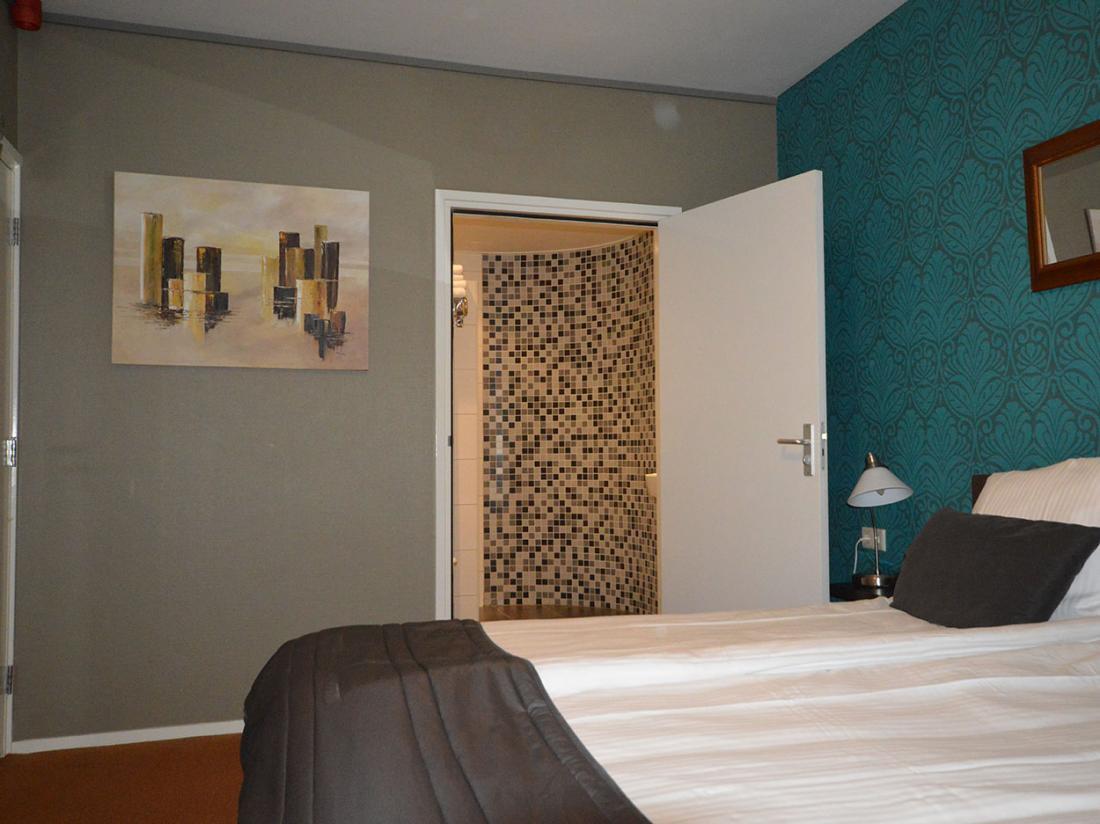 Hotelaanbieding Ootmarsum hotelkamer