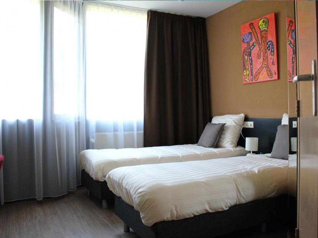 Hotelaanbieding Zeeland Hotelkamer