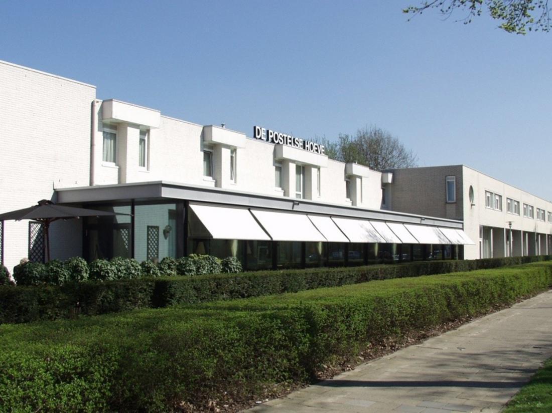 Hotel dePostelseHoeve Tilburg LinksVoor