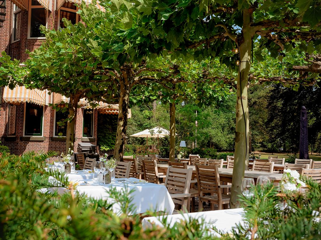 Hotelaanbieding Vught Terras De Buitenkamer2