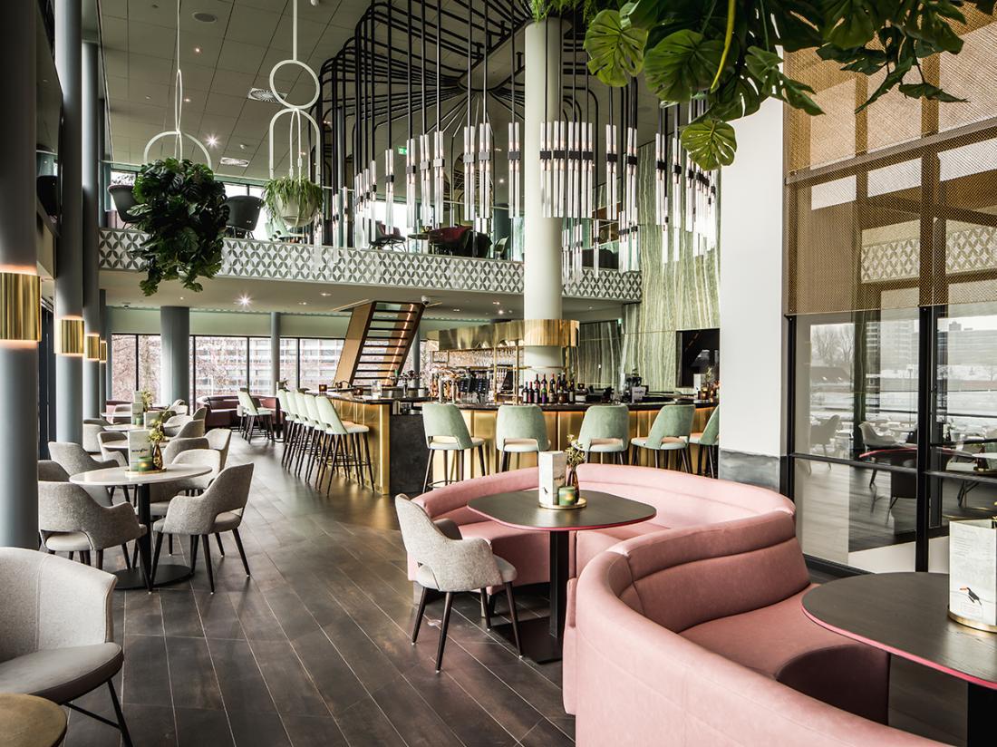 Van der Valk Haarlem Hotel Lobby