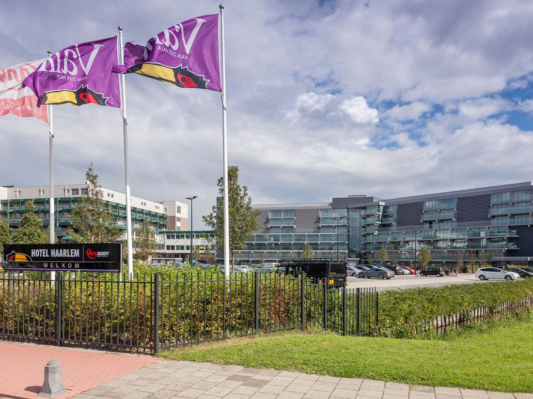 Van der Valk Haarlem voorkanthotel