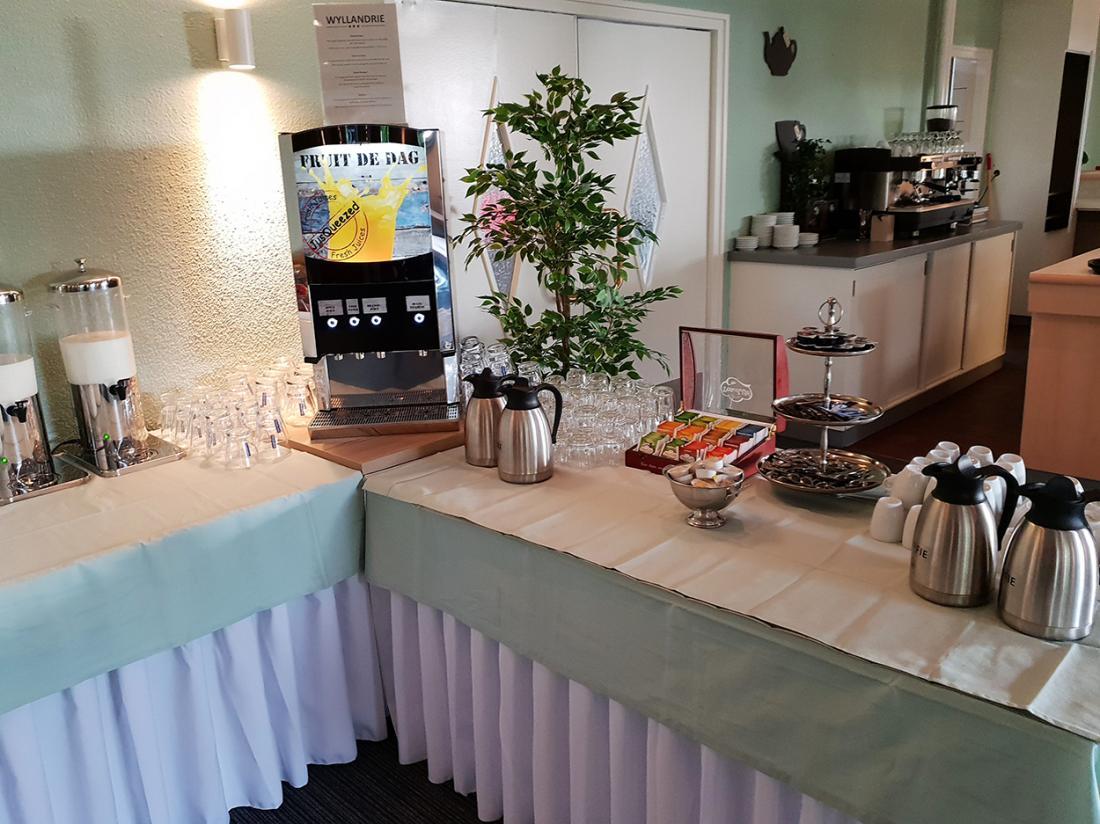 Hotel Wyllandrie Twente Ontbijt