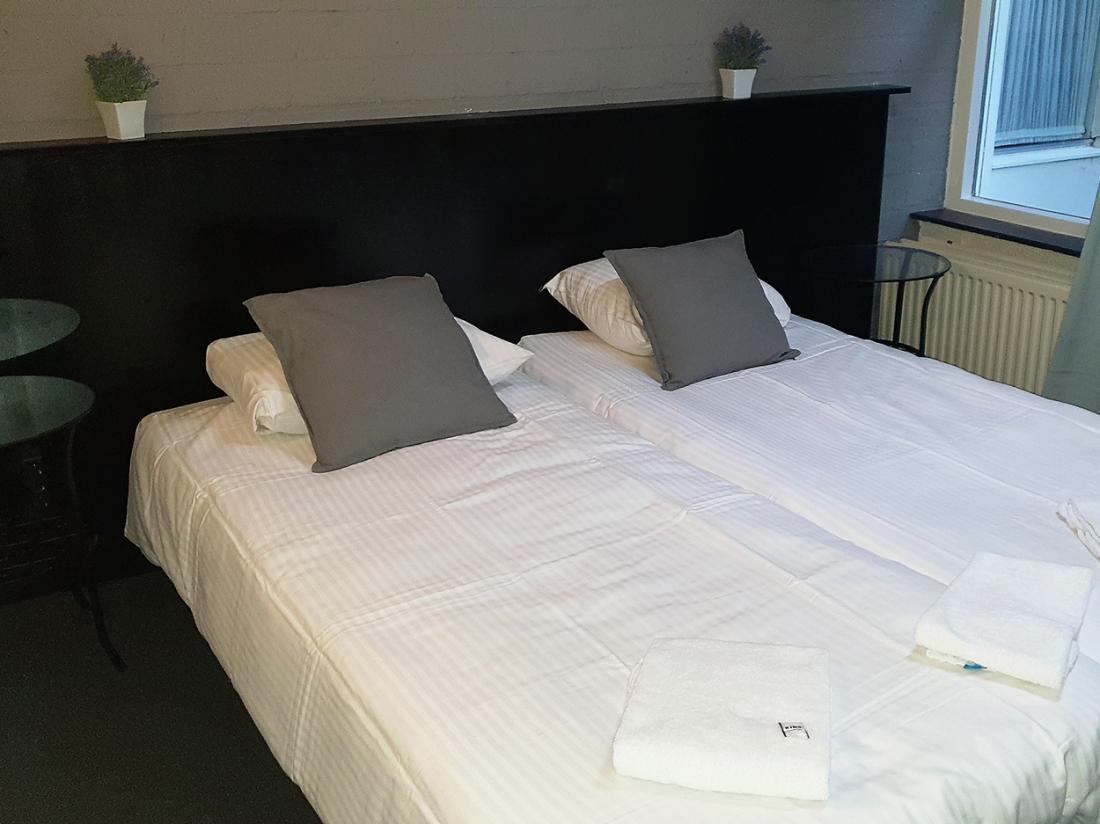 Hotel Wyllandrie Twente Ootmarsum Basic Tweepersoonskamer Indelingen