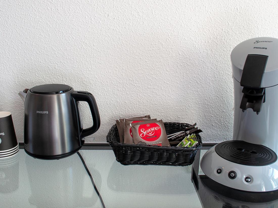 Hotel Wyllandrie Twente Ootmarsum Comfort Tweepersoonskamer Koffie