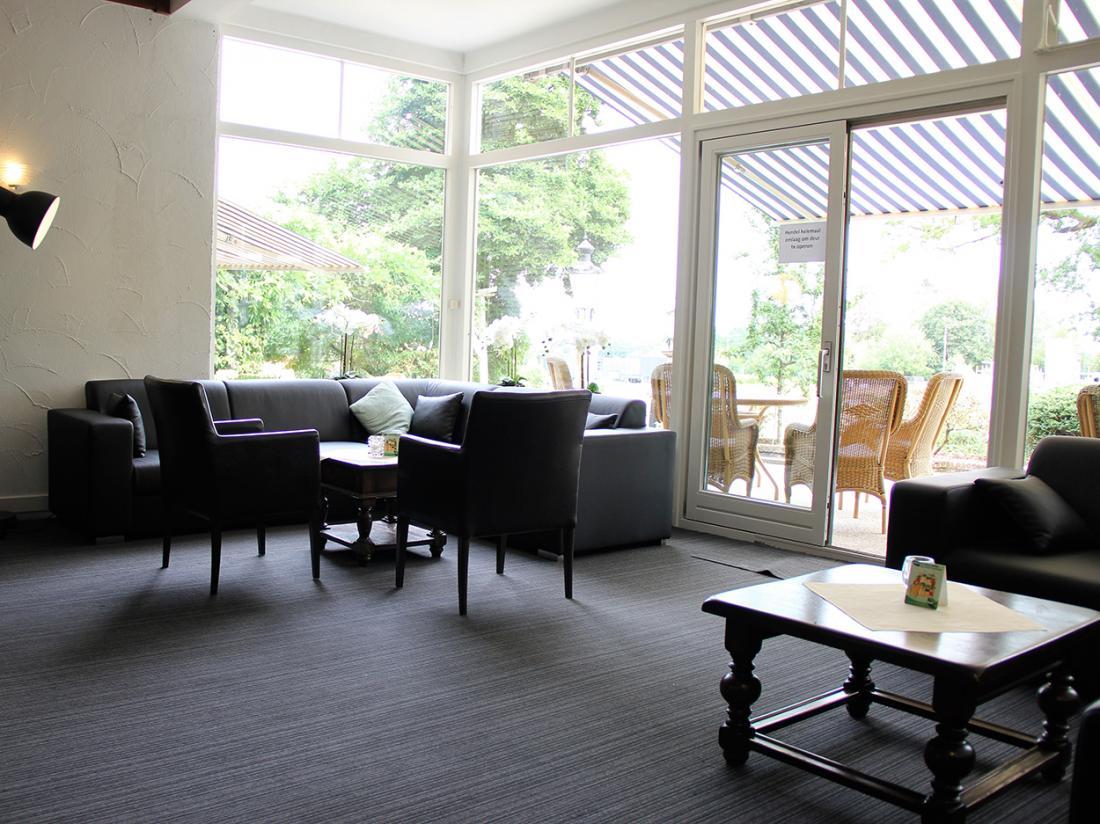Hotel Wyllandrie Twente Ootmarsum Loungebanken
