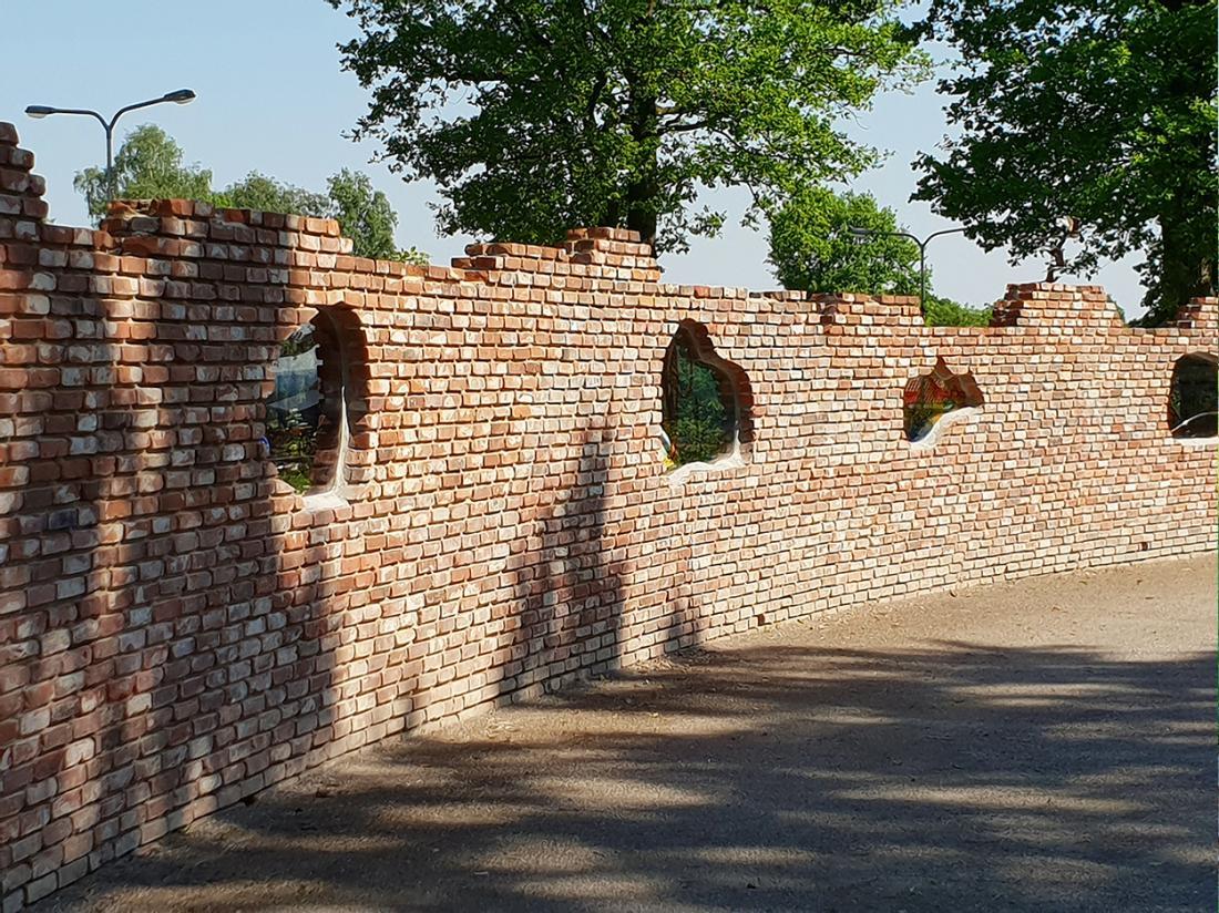 Hotel Wyllandrie Twente Ootmarsum Muur