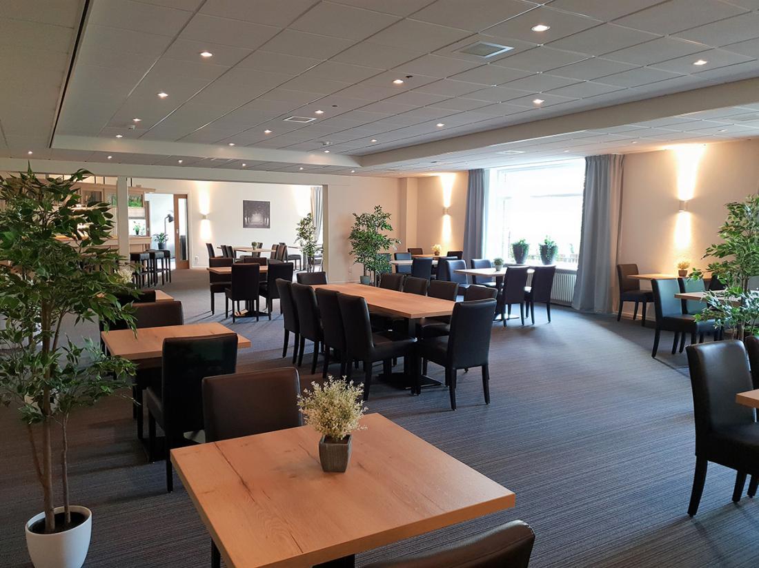 Hotel Wyllandrie Twente Ootmarsum Restaurant Zaal