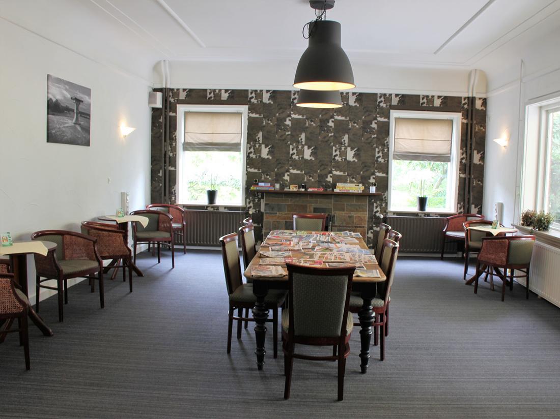 Hotel Wyllandrie Twente Ootmarsum Speelkamer