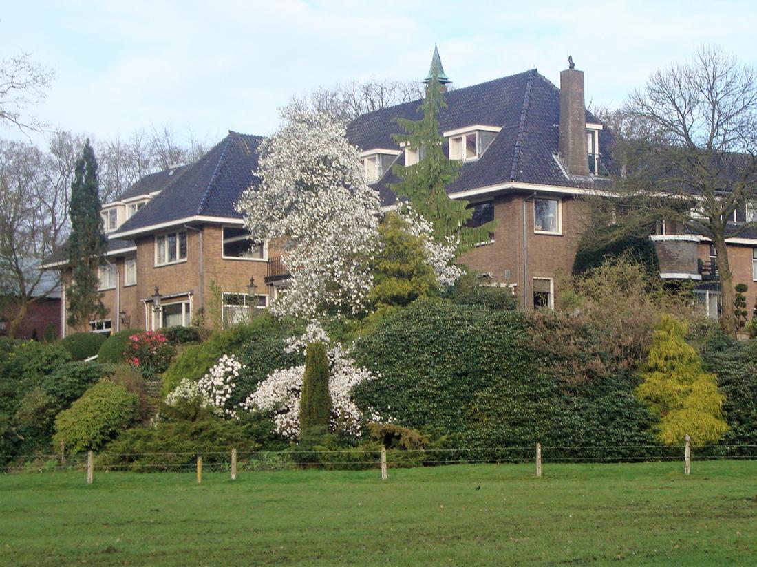 Hotel Wyllandrie Twente Ootmarsum Vooraanzicht Gras