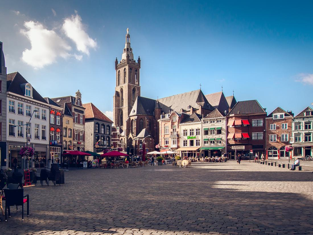 Hotelaanbieding Roermond Plein