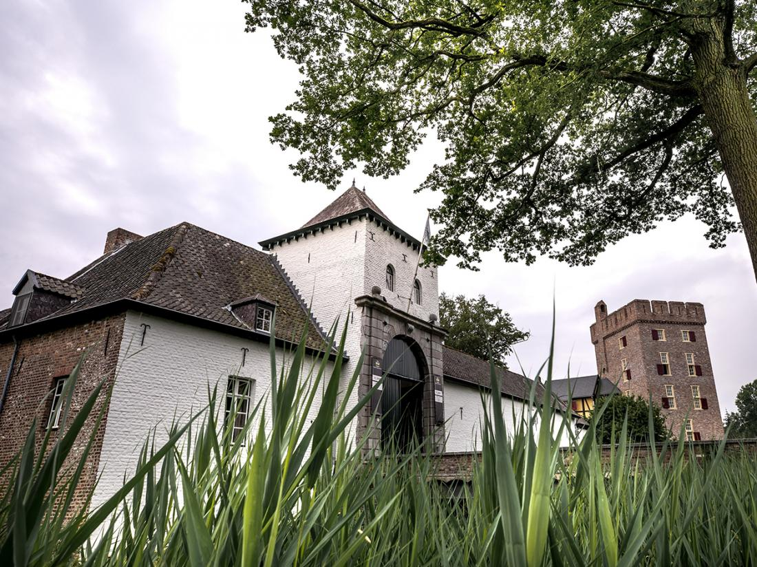 Kasteel Daelenbroeck Limburg Exterieur