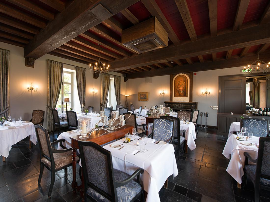 Kasteel Daelenbroeck Limburg Restaurant