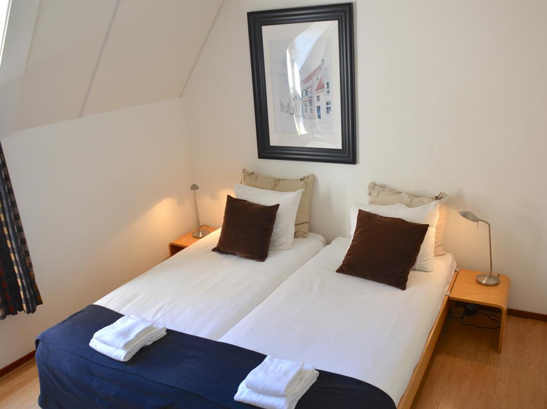 Hotel Tabaksplant Comfort Kamer Utrecht