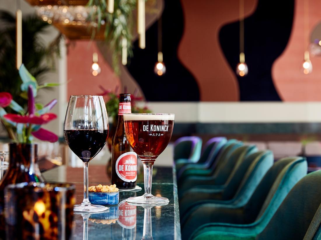 Antwerpen lindner lounge