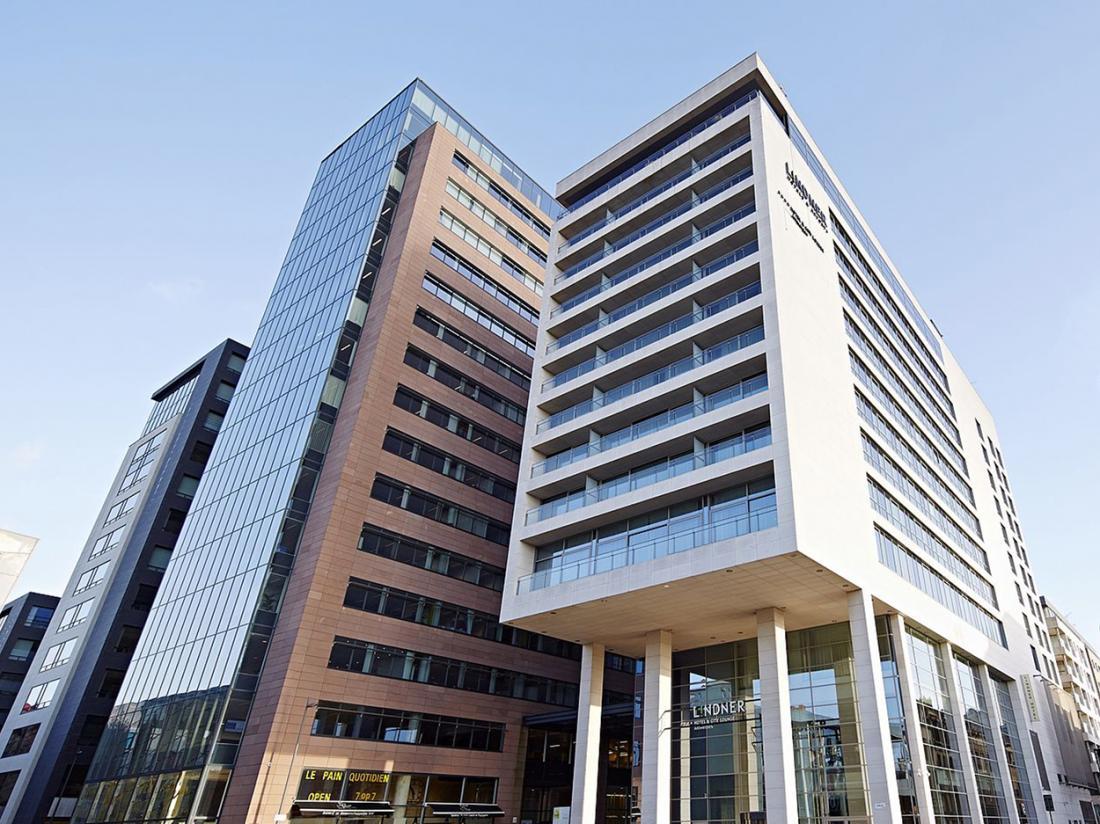 Hotel Lindner Antwerpen