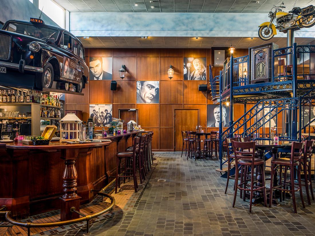 Hotelaanbieding Mill Grandcafe