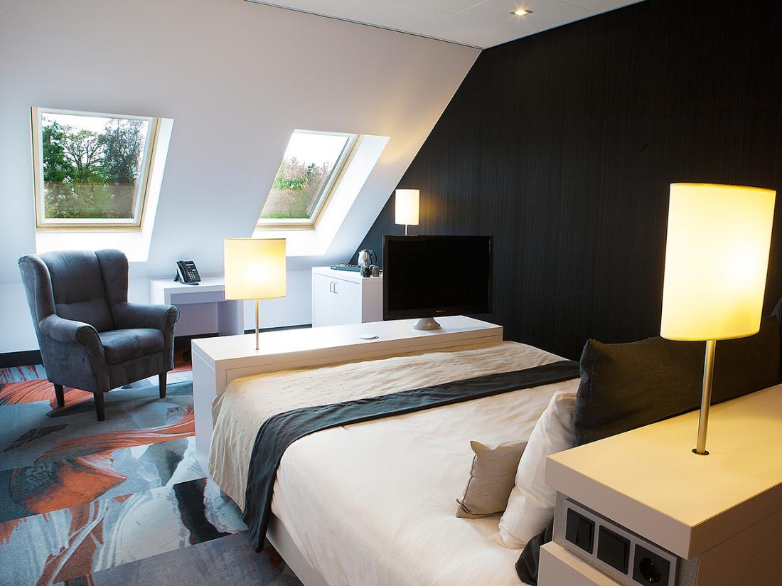 Hotel Resort Uden Slaapkamer