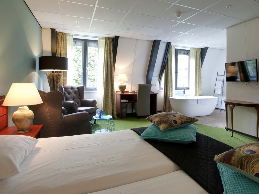 Boetiek Hotel BonAparte Barchem Deluxe Kamer