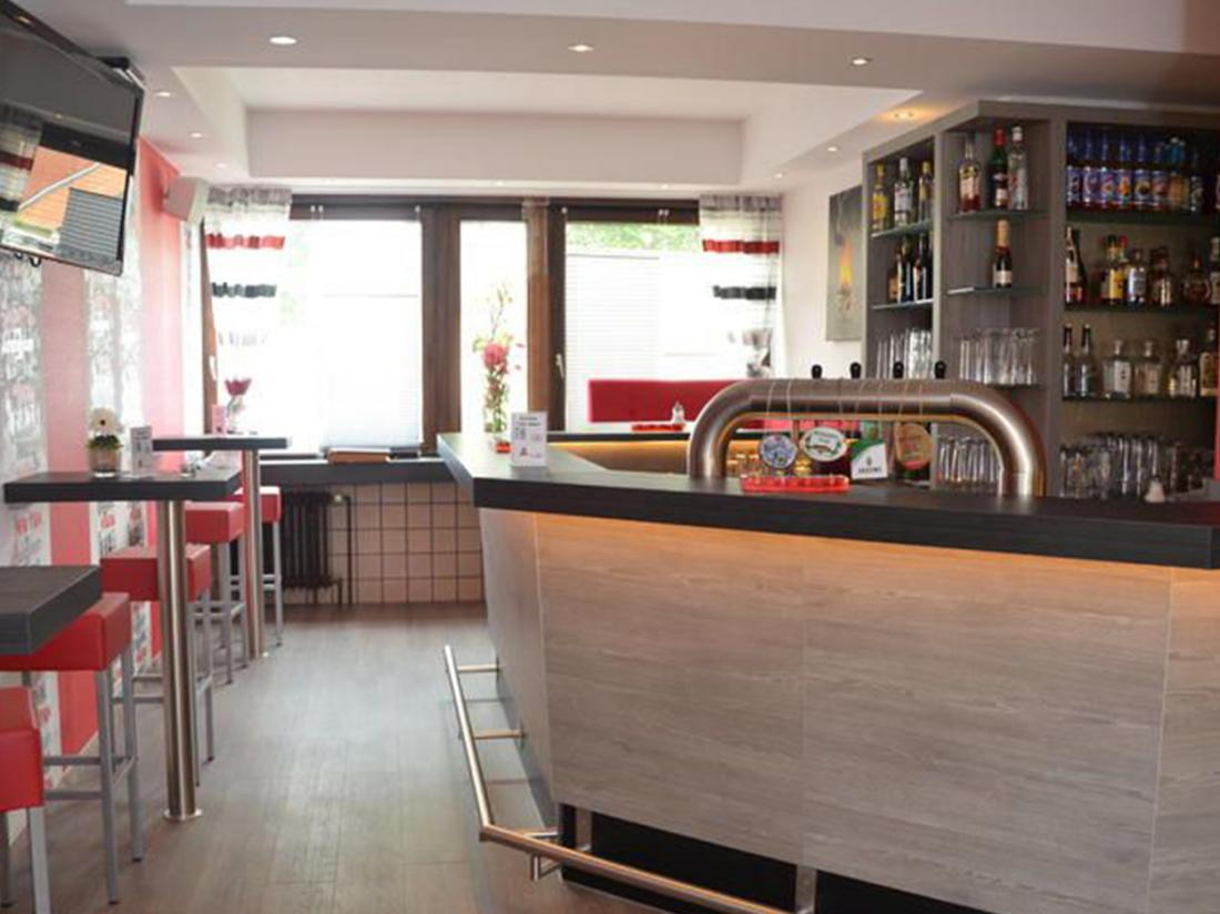 Brenner Hotel Weekendjeweg Bar