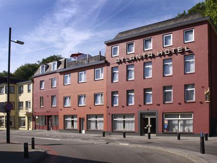 hotel atlanta valkenburg limburg voorzijde