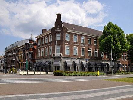 Hotel Wilhelmina Venlo aanzicht