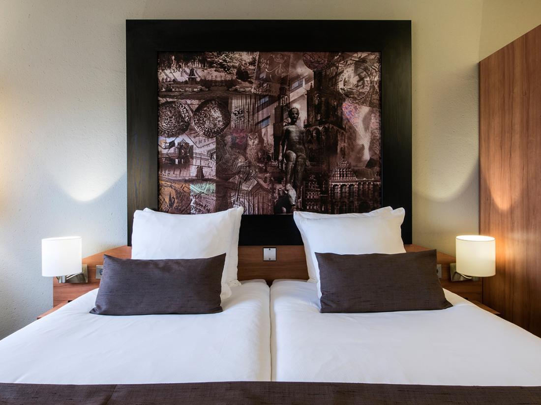 Weekendjeweg Groningen Hotelkamer