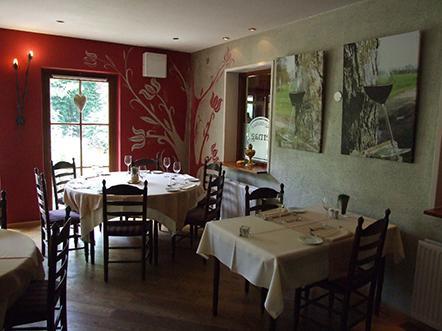 Landhotel de Greune Weide restaurant
