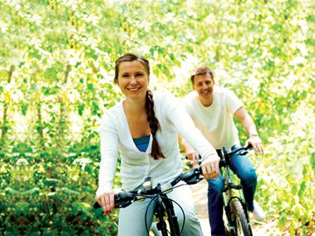 fietsen veluwe hotel
