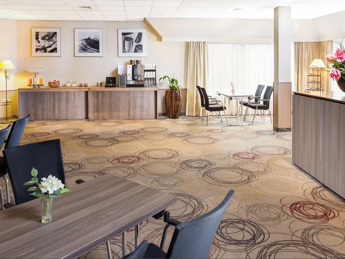 Hotelaanbieding Arnhem Lounge