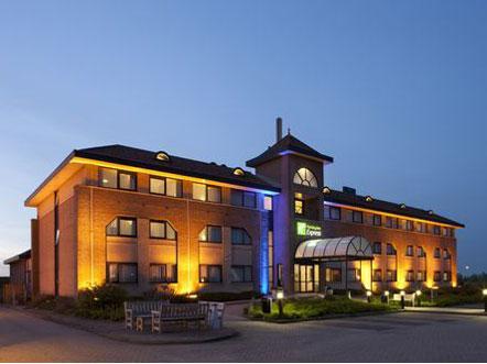 Hotel Moerdijk Aanzicht
