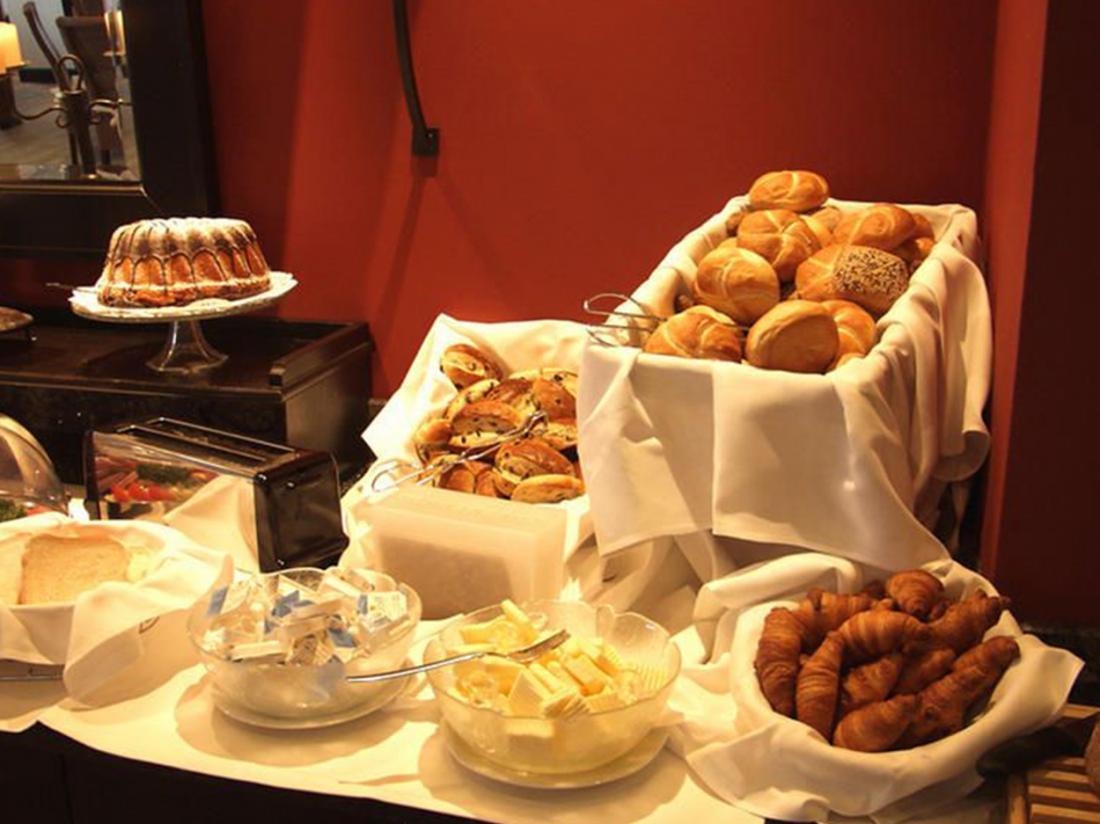 Brenner Hotel Duitsland Ontbijt Buffet