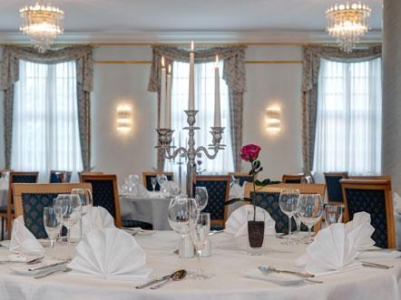 schlosshotel grosser gasthotel ballenstedt restaurant