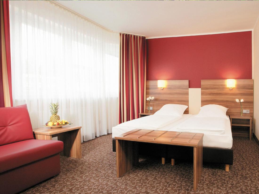 Hotel Slapen Hamburg