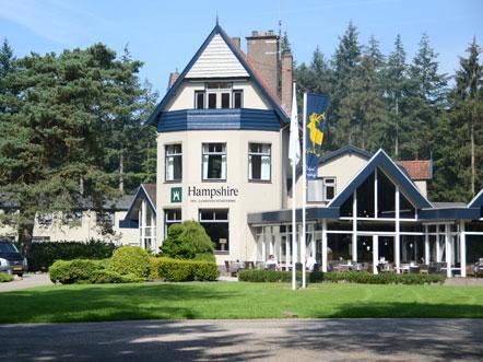 hampshire hotel landgoed stakenberg gelderland aanzicht