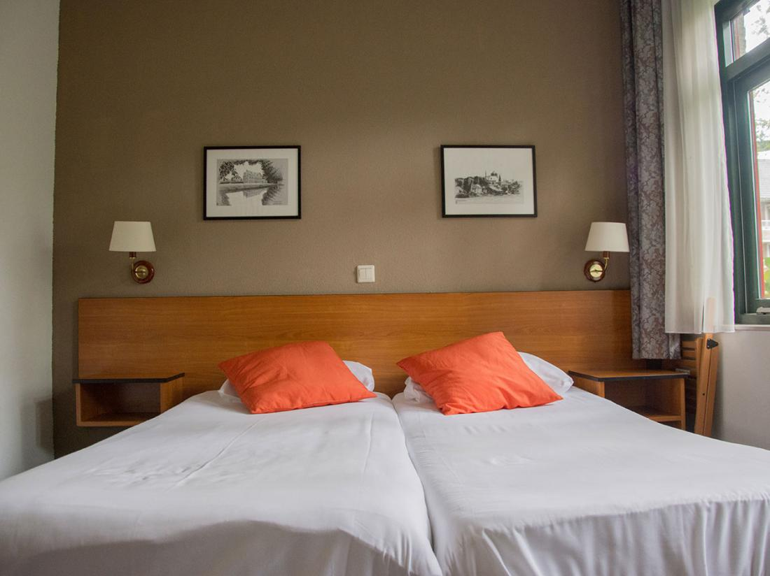 Weekendjeweg Etten Leur Hotelkamer