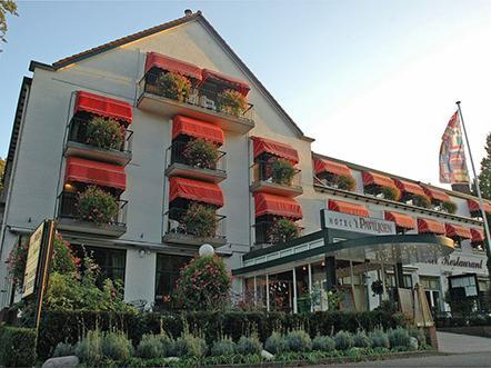 paviljoen hotel rhenen utrecht aanzicht hotel