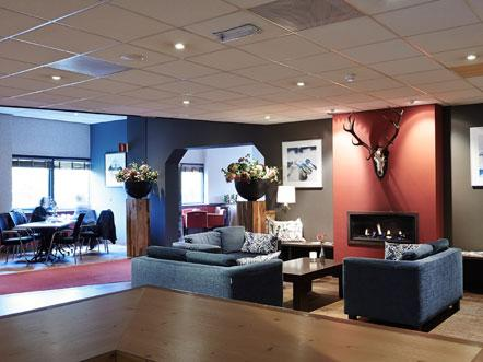postillion hotel arnhem gelderland haard