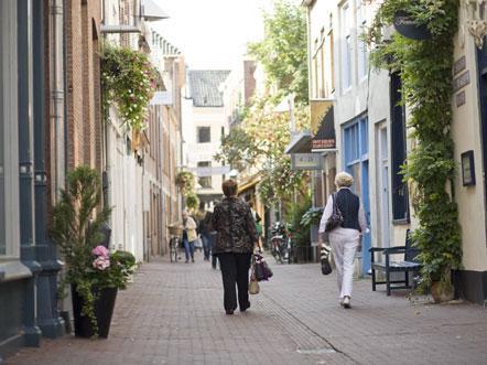 postillion hotel arnhem gelderland straatje