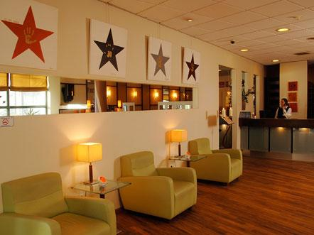 Hotel Hengelo Lobby