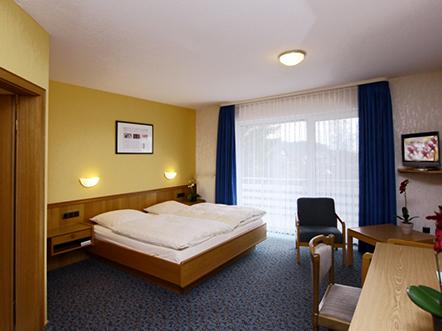 Hotel Hesborner Kuckuck Winterberg comfort kamer