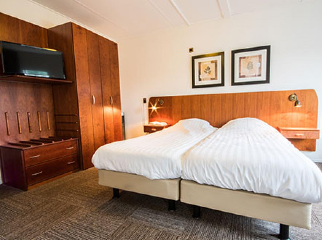Hotelaanbieding Ruinen Drenthe Hotelkamer