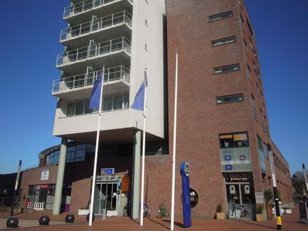 Weekendjeweg Best Western Hotel Stadskanaal Groningen Exterieur