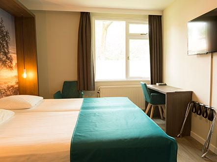 Hotel Nunspeet Hotelkamer