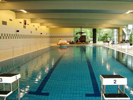 Hotelarrangement dS Hotel Freizeitcenter Vreden Münsterland Zwembad