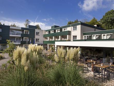 bilderberg hotel de buunderkamp gelderland wolfheze aanzicht
